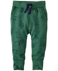 Toddler Knee Patch Sweats In 100% Cotton by Hanna Andersson