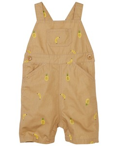 Toddler Crossback Shortalls by Hanna Andersson
