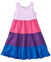 Girls Twirl Power Racerback Dress by Hanna Andersson