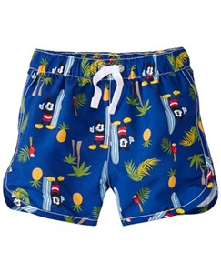 Baby Disney Mickey Mouse Swimmy Shorts With UPF 50+ by Hanna Andersson