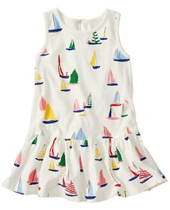 Toddler Twirl Power Dress by Hanna Andersson
