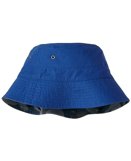 Kids Reversible Bucket Hat by Hanna Andersson