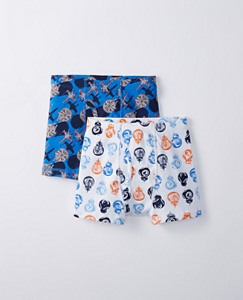 Boys Star Wars™ Boxer Briefs 2 Pack In Organic Cotton by Hanna Andersson