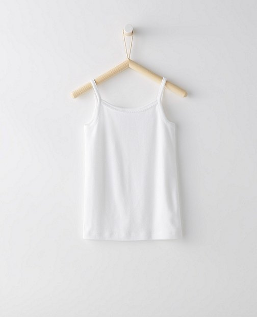 Girls Camisole In Organic Cotton by Hanna Andersson