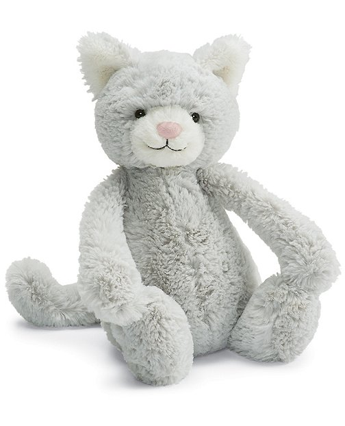 Medium Bashful Kitty By Jellycat