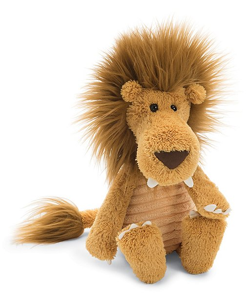 Snagglebaggle Lawrence Lion By Jellycat
