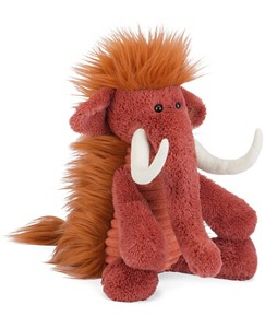Snagglebaggle Winston Wooly Mammoth By Jellycat