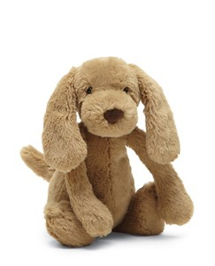 Small Bashful Puppy By Jellycat