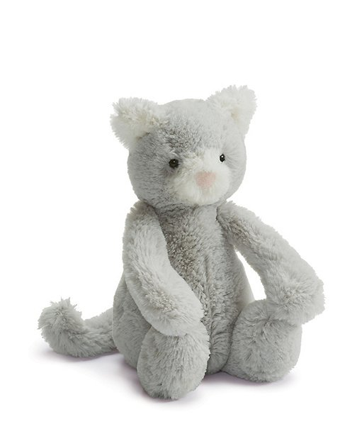 Small Bashful Kitty By Jellycat