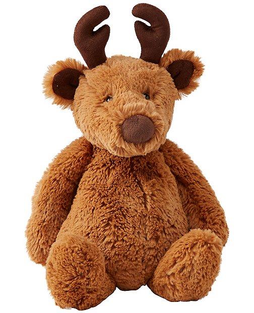 Medium Bashful Reindeer By Jellycat