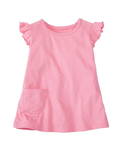 Toddler Pocket Tunic Top In Supersoft Jersey by Hanna Andersson