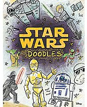 Star Wars Doodles by Hanna Andersson