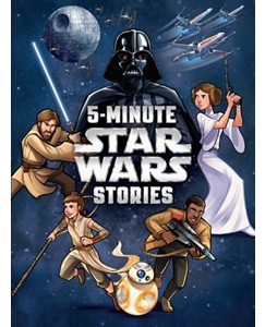 Star Wars 5 Minute Stories by Hanna Andersson