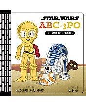 Star Wars ABC-3PO by Hanna Andersson