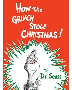 How The Grinch Stole Christmas by Hanna Andersson