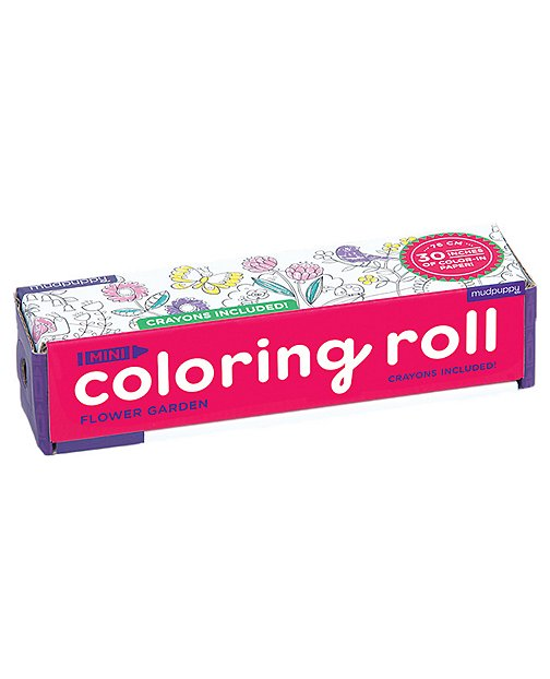 Mini Coloring Roll by Hanna Andersson