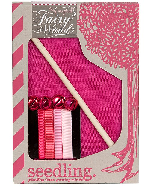 Make Your Own Fairy Wand by Hanna Andersson