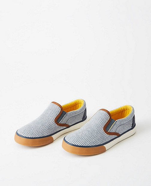 Kids Oskar Slip On Sneakers By Hanna