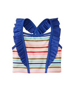 Girls Retro Tankini Top by Hanna Andersson