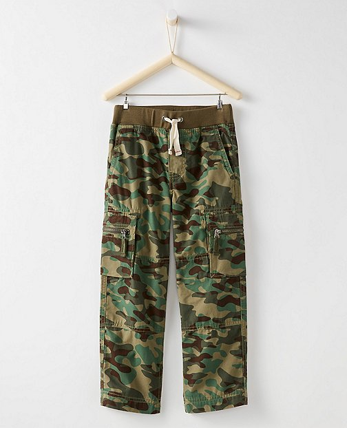 Boys Epic Cargo Pants by Hanna Andersson