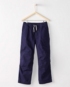 Boys Double Knee Canvas Pants by Hanna Andersson