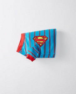 Justice League SUPERMAN™ Dog Johns in Organic Cotton by Hanna Andersson
