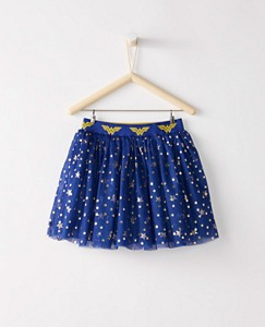 Justice League WONDER WOMAN™ Girls Skirt by Hanna Andersson