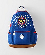 Justice League WONDER WOMAN™ Kids Backpack - Biggest by Hanna Andersson