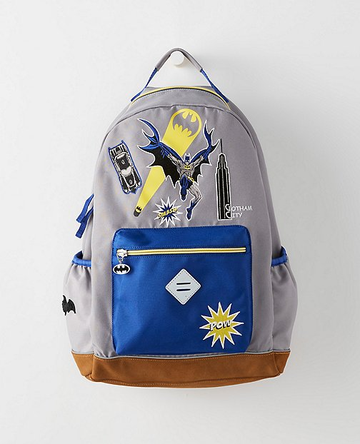 Justice League BATMAN™ Kids Backpack - Biggest by Hanna Andersson