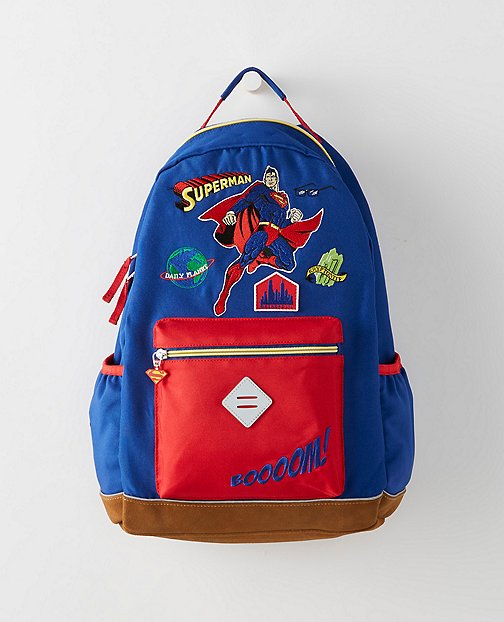 Justice League SUPERMAN™ Kids Backpack - Biggest by Hanna Andersson