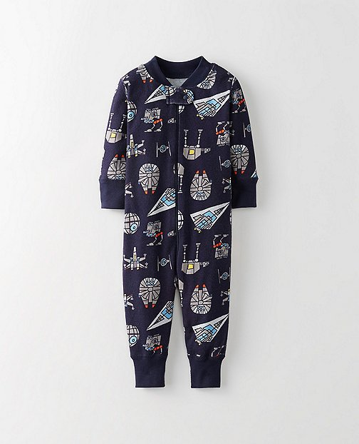 Star Wars™ Baby Sleepers In Pure Organic Cotton by Hanna Andersson
