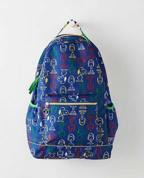 Peanuts Kids Backpack - Biggest by Hanna Andersson
