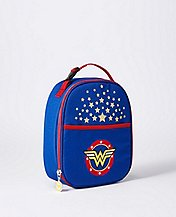 Justice League WONDER WOMAN™ Kids Lunch Bag  by Hanna Andersson