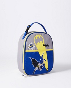Justice League BATMAN™ Kids Lunch Bag by Hanna Andersson