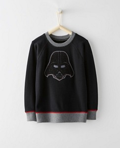 Star Wars™ Sweatshirt In 100% Cotton by Hanna Andersson