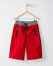 Boys Explorer Shorts In Ripstop by Hanna Andersson