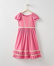 Girls Dreamy Knit Nightgown by Hanna Andersson