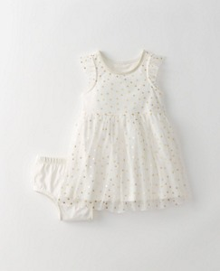 Toddler Shimmer Dress Set by Hanna Andersson