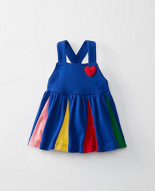 Baby The Rainbow Jumper In Organic Cotton by Hanna Andersson