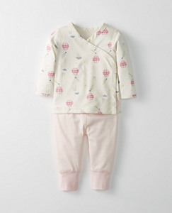 Baby Wiggle Set In Organic Pima Cotton by Hanna Andersson