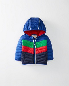 Baby Down Puffer Jacket by Hanna Andersson