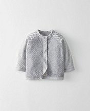Baby Lilla Hanna Reversible Cardigan by Hanna Andersson