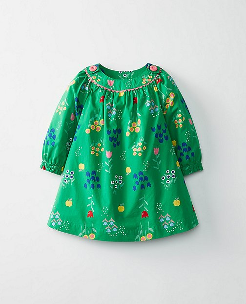 Toddler Flora Dress by Hanna Andersson