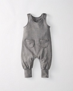 Toddler Supercozy Romper In French Terry by Hanna Andersson
