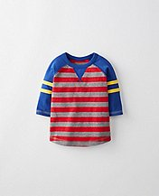 Toddler Littles Baseball Tee by Hanna Andersson