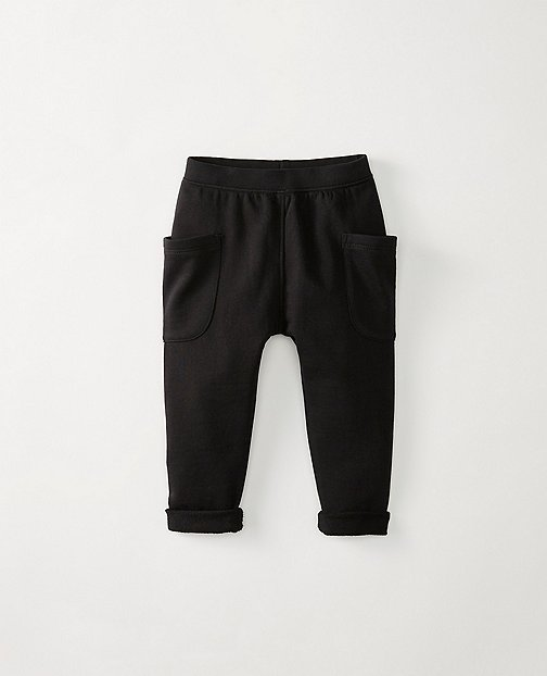 Toddler Comfy Joggers In French Terry by Hanna Andersson
