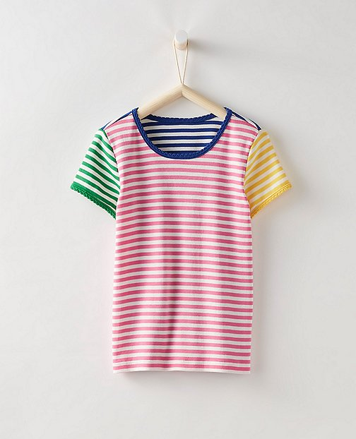 Bright Kids Basics Supersoft Pima Tee by Hanna Andersson