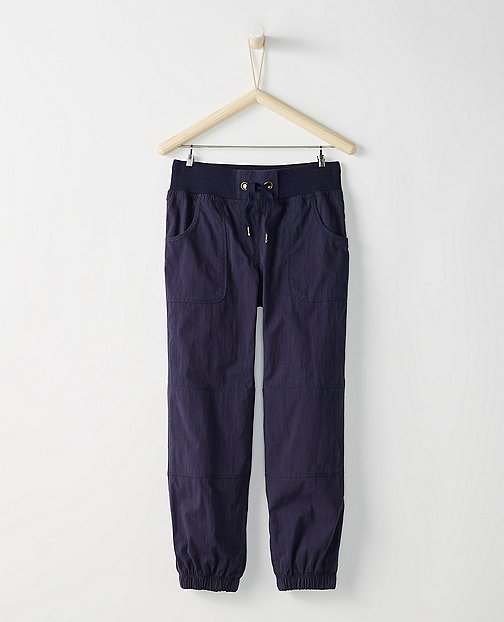 Girls Double Knee Utility Pants by Hanna Andersson