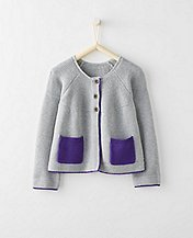 Girls Monday To Sunday Cardigan by Hanna Andersson