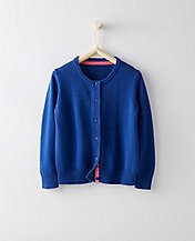 Girls Ready To Go Cardigan  by Hanna Andersson